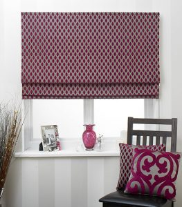 Fitted Roman Blinds - Barrow and Ulverston